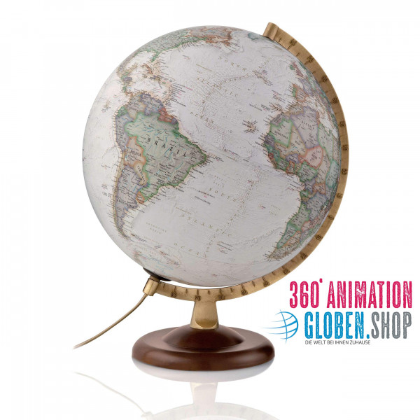 "Desk globe National Geographic ""Gold Executive"" - Ø 30 cm"