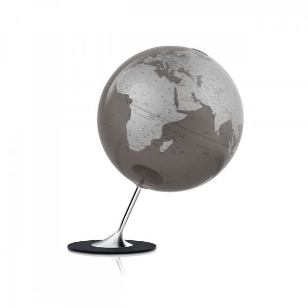 "Desk Globe Atmosphere ""New World"" Angelo Slate - Ø 25 cm"
