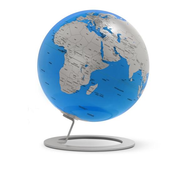 "Desk Globe Atmosphere ""New World"" iGlobe Slate"