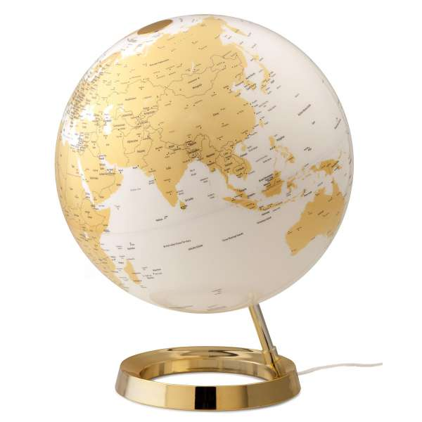 "Globe ""New Light&Colour"" Metal Gold - Ø 30 cm"