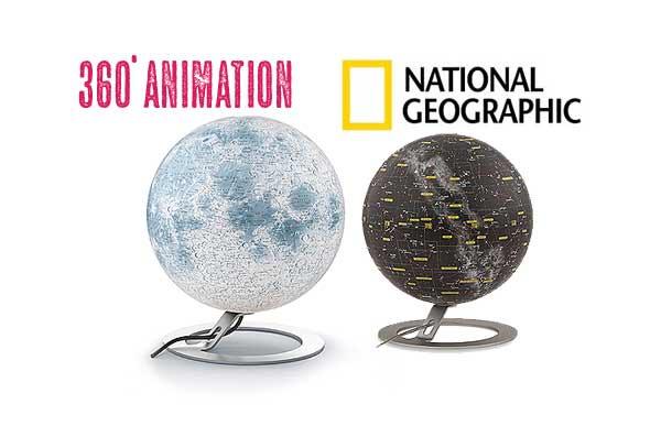 mondglobus-globus-sternenhimmel