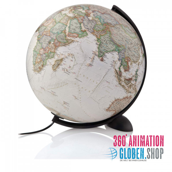 "Desk globe National Geographic ""Silicon Executive"" - Ø 30 cm"