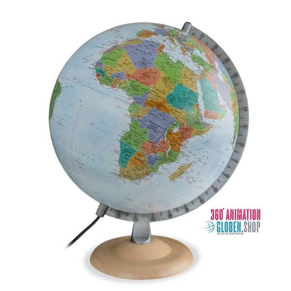 National Geographic Silver Explorer Globus