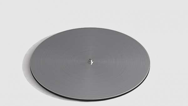 Bodenplatte Ø 37cm für Außen- und Innenräume