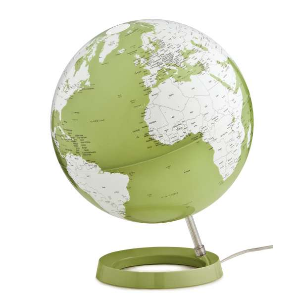 "Globe ""New Light&Colour"" Pastel Pistachio - Ø 30 cm"