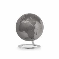 "Tischglobus Atmosphere ""New World"" iGlobe Silver"