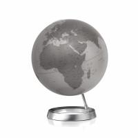 "Tischglobus Atmosphere ""New World"" Vision Silver - Ø 30 cm"
