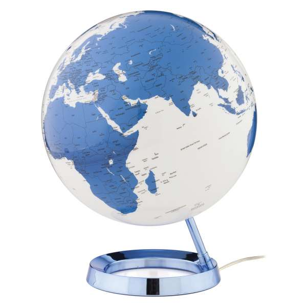 "Globe ""New Light&Colour"" Hot Blue - Ø 30 cm"
