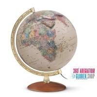 Antik Relief Globus