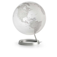Design-Leuchtglobus Atmosphere Vision White