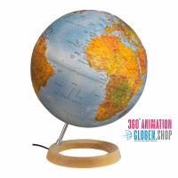 Relief Globus Atmospherer Full Circle R - 30 cm Durchmesser