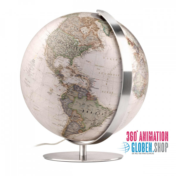 "Desk Globe National Geographic ""Fusion Executive 3703"" - Ø 37 cm"
