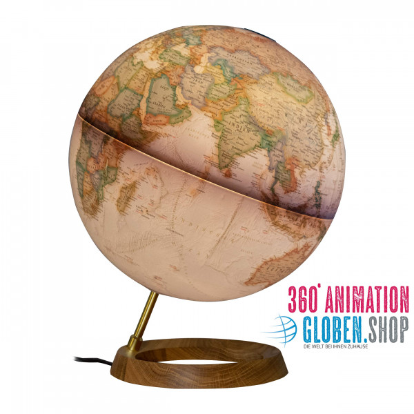 "Desk globe - National Geographic ""Neon Execute - Ø 30 cm"