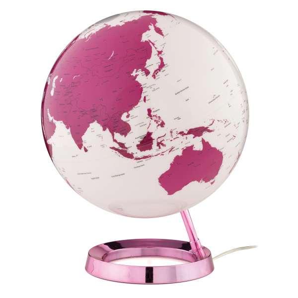 "Globe ""New Light&Colour"" Hot Pink - Ø 30 cm"