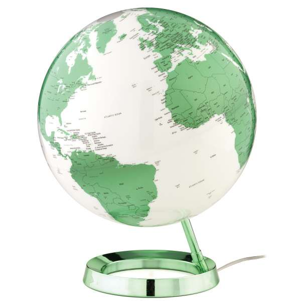 "Globe ""New Light&Colour"" Hot Green - Ø 30 cm"