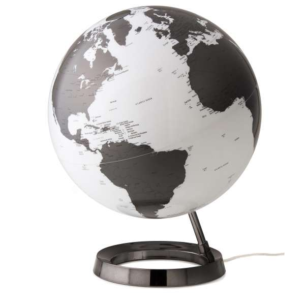 "Globe ""Light&Colour"" Metal Charcoal - Ø 30 cm"