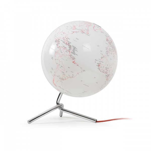 "Desk Globe Atmosphere ""New World"" Nodo - Ø 30 cm"