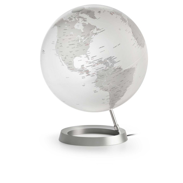 Design illuminated globe Atmosphere Vision White - Ø 30 cm